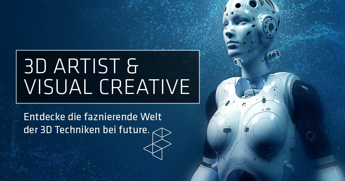 3D-Artist & Visual Creative