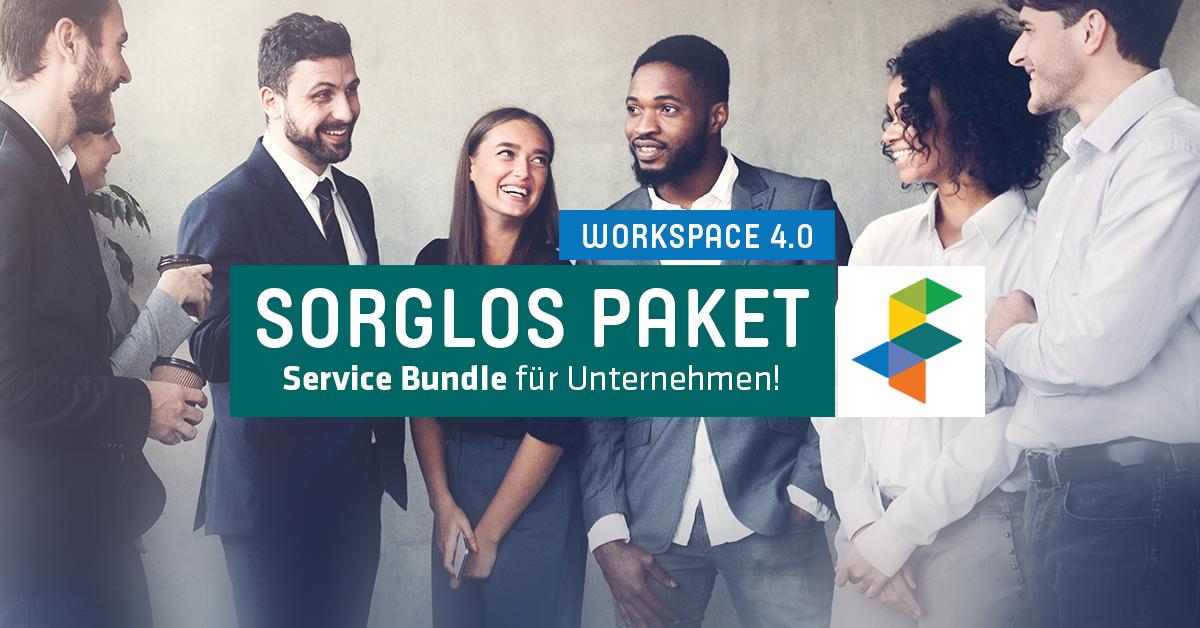 Workspace 4.0 - Service Bundle, die Zukunft für KMU!