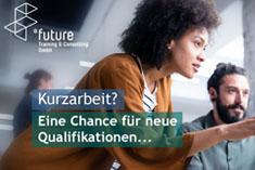 Qualifizierung während Kurzarbeit