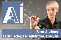 Umschulung Technischer Produktdesigner 2017