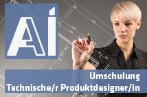 Umschulung Technischer Produktdesigner 2017