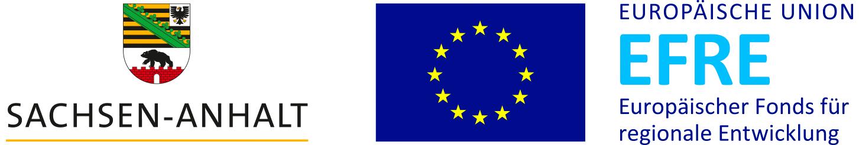 Land Sachsen-Anhalt und Europäische Fonds für reginale Entwicklung